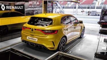 Renault Megane R.S. Trophy rear