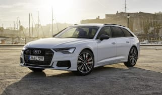 Audi A6 Avant plug-in hybrid