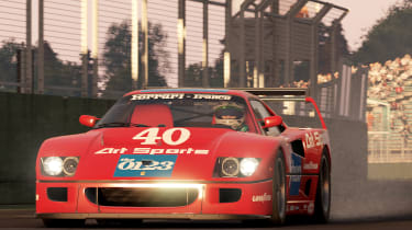 Project Cars 2 (Credit https://www.flickr.com/photos/projectcarsgame)