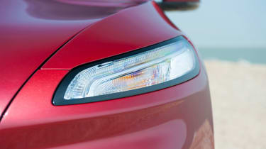 All Jeep Cherokee models get LED daytime running lights as standard.