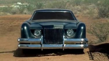 1971 Lincoln Continental MkIII – The Car