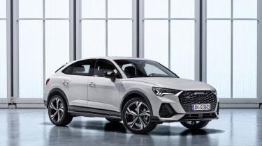 2019 Audi Q3 Sportback - front 3/4 view static