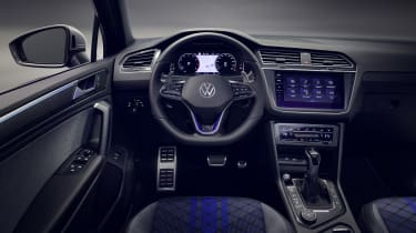 Volkswagen Tiguan R interior