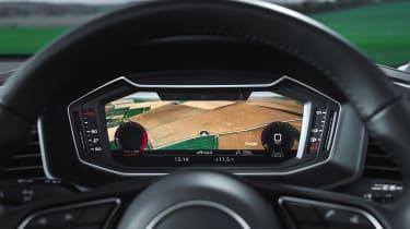 Audi A1 2019 interior sat nav