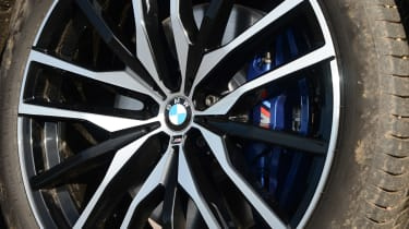 BMW X5 xDrive45e SUV alloy wheels