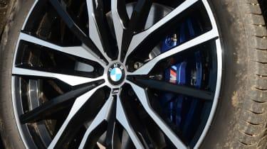 BMW X5 xDrive45e SUV alloy wheels