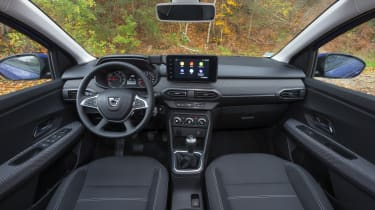 2021 Dacia Sandero - interior