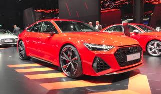 2019 Audi RS7 Sportback - front 3/4 view - 2019 Frankfurt Motor Show