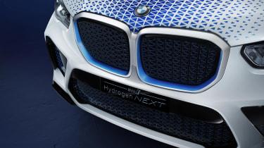 BMW i Hydrogen NEXT concept front end
