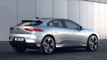 2020 Jaguar I-Pace - rear 3/4 static view