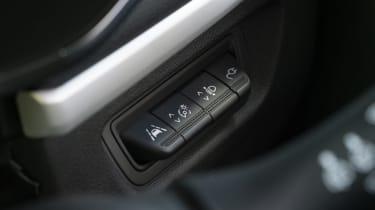 Renault ZOE - switchgear