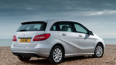 Trim levels include SE, Sport and AMG Line, but there's also a long list of options available