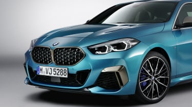 2020 BMW 2 Series Gran Coupe M235i xDrive - front close up