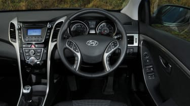 Hyundai i30 - interior