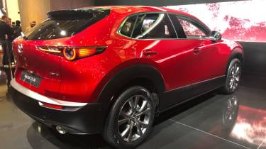 Mazda CX-30 SUV - Geneva - side three quarters