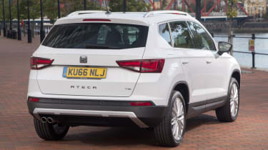 Buyers can choose between two petrol and two diesel engines, with two or four-wheel drive and manual or automatic gearboxes