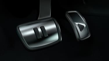 Volkswagen ID.3 - accelerator and brake pedals