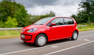 Volkswagen Up! Best Buy cutout