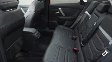 2020 Citroen C4 - rear seats