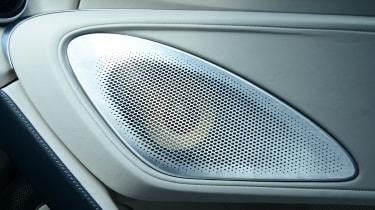 McLaren GT speaker