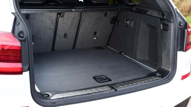 BMW X3 - boot space
