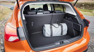 Ford Focus Active hatchback boot