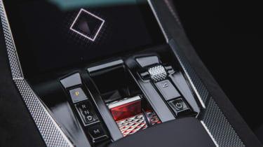 DS 4 gear selector