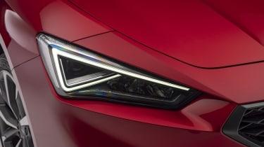 2020 SEAT Leon - headlight