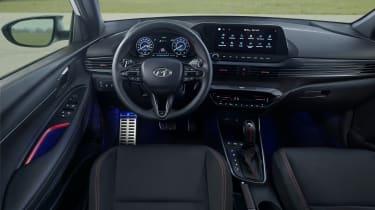 2021 Hyundai i20 N Line - interior