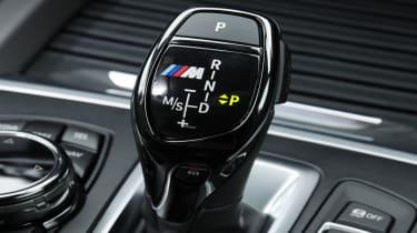 The automatic gearbox fitted in the BMW X5 is smooth and suits the way most will drive an SUV