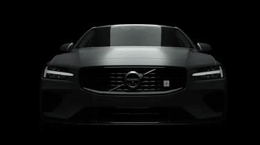 Volvo S60 teaser 1