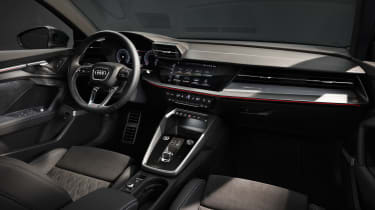 2020 Audi A3 Saloon - dashboard and interior