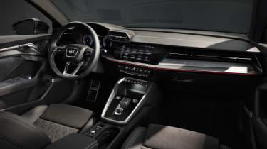 2020 Audi A3 Saloon - dashboard and interior