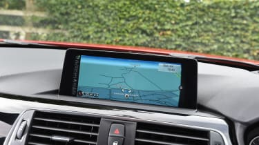 Satellite navigation is standard across the BMW 3 Series range