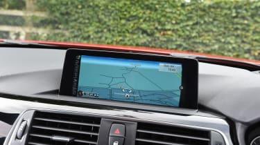 Satellite navigation is standard across the BMW 3 Series range