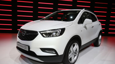 All Vauxhall Mokka X models will come fitted with Vauxhall's OnStar connected technology.