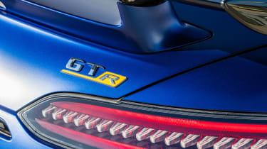 Mercedes-AMG GT R Roadster rear lights