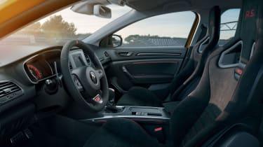 Renault Megane R.S. Trophy interior