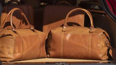 Aston Martin DBX luggage set
