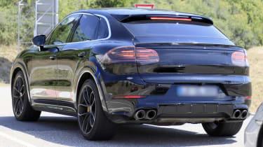 2019 Porsche Cayenne Coupe rear