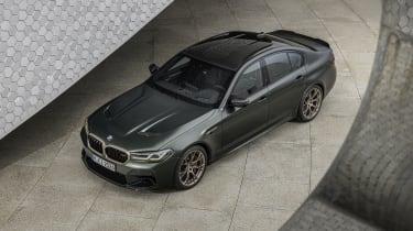 2021 BMW M5 CS - static aerial