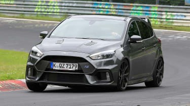 The success of the standard model means an exclusive, hardcore Ford Focus RS500 could be coming in 2017