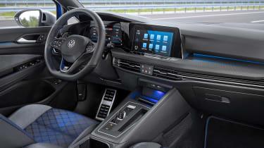 2021 Volkswagen Golf R Estate - interior