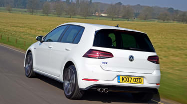 0-62mph takes just 7.6 seconds, which is pretty quick and beats the diesel GTD