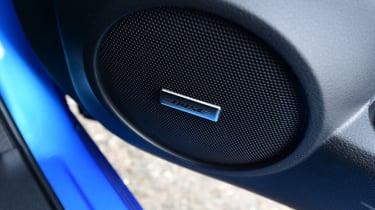 Nissan Qashqai - door speaker