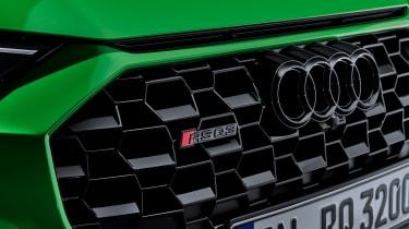 Audi RS Q3 Sportback grille