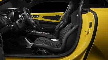 Alpine A110 Color Edition 2020 - interior