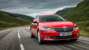 The Skoda Superb is a decent – but not especially rewarding - car to drive