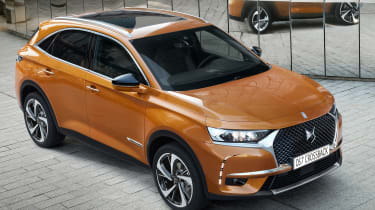 DS 7 Crossback will be the first full-sized SUV from the recently-launched upmarket brand