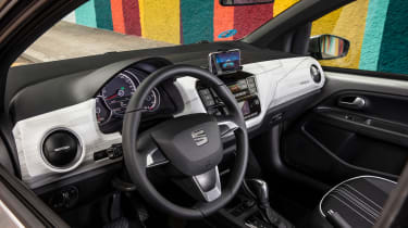 2019 SEAT Mii Electric - Interior dashboard view